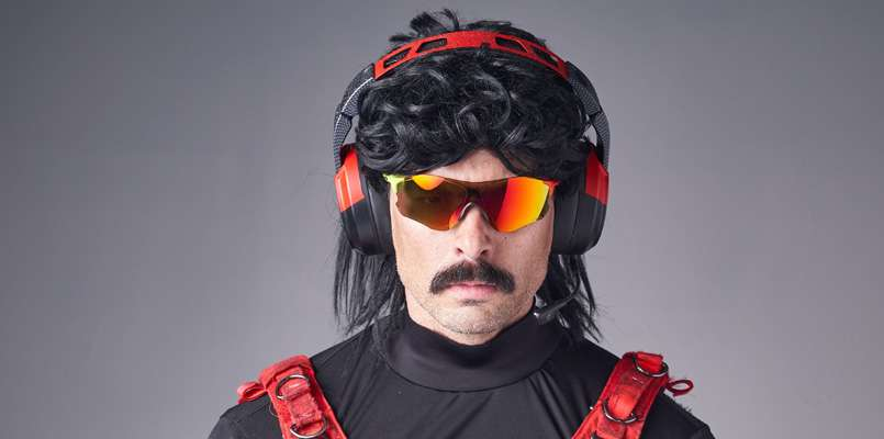 Dr Disrespect net worth