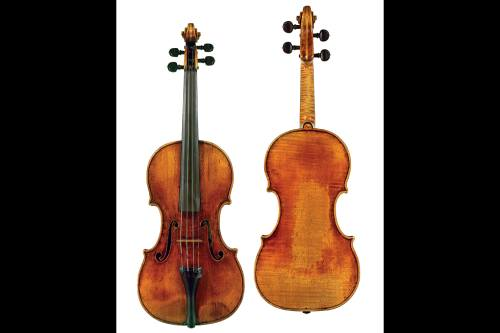 Carrodus Guarneri violin