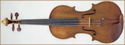 Lady Tennant Violin