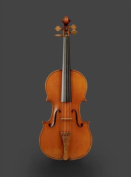 Messiah Stradivarius Violin