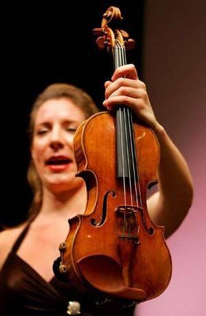 The Hammer Stradivarius Violin