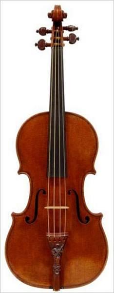 Lady Blunt Violin