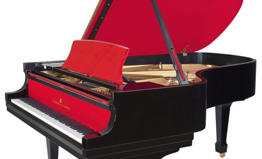 Red Pops for (RED) Steinway-wealthyvoice