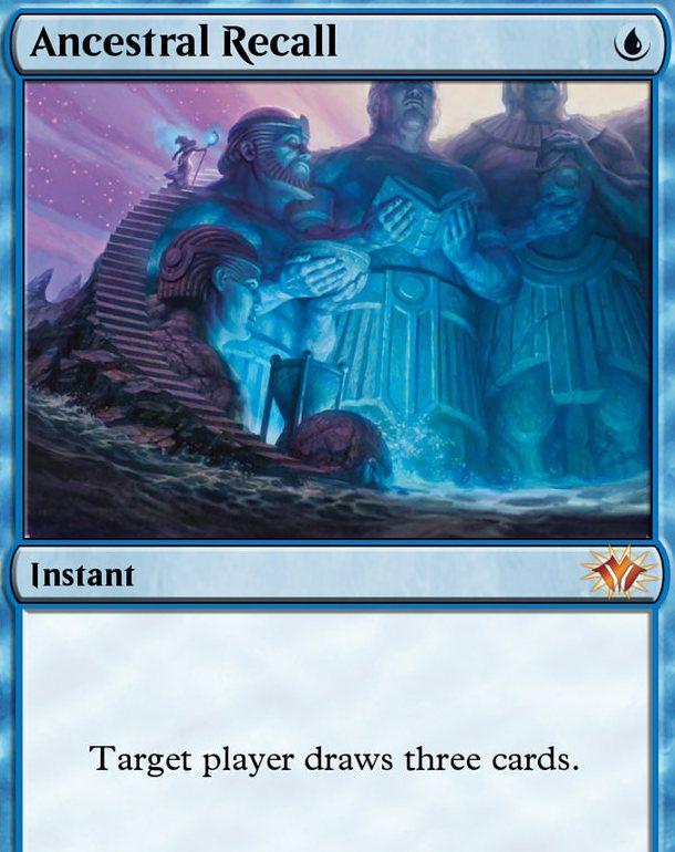 ancestral-recall-magic-card