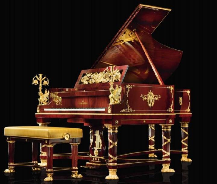 c. bechstein piano-wealthyvoice