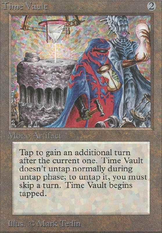 time-vault-magic-card